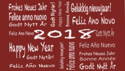 happy new year 2018 roncsoreli